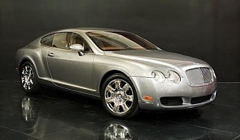 2006 Bentley Continental GT Coupe for sale 100873254