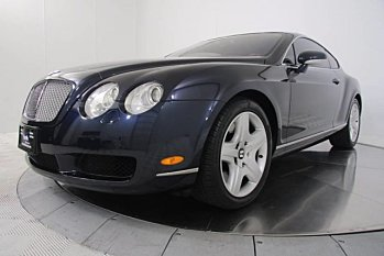 2006 Bentley Continental GT Coupe for sale 100911643