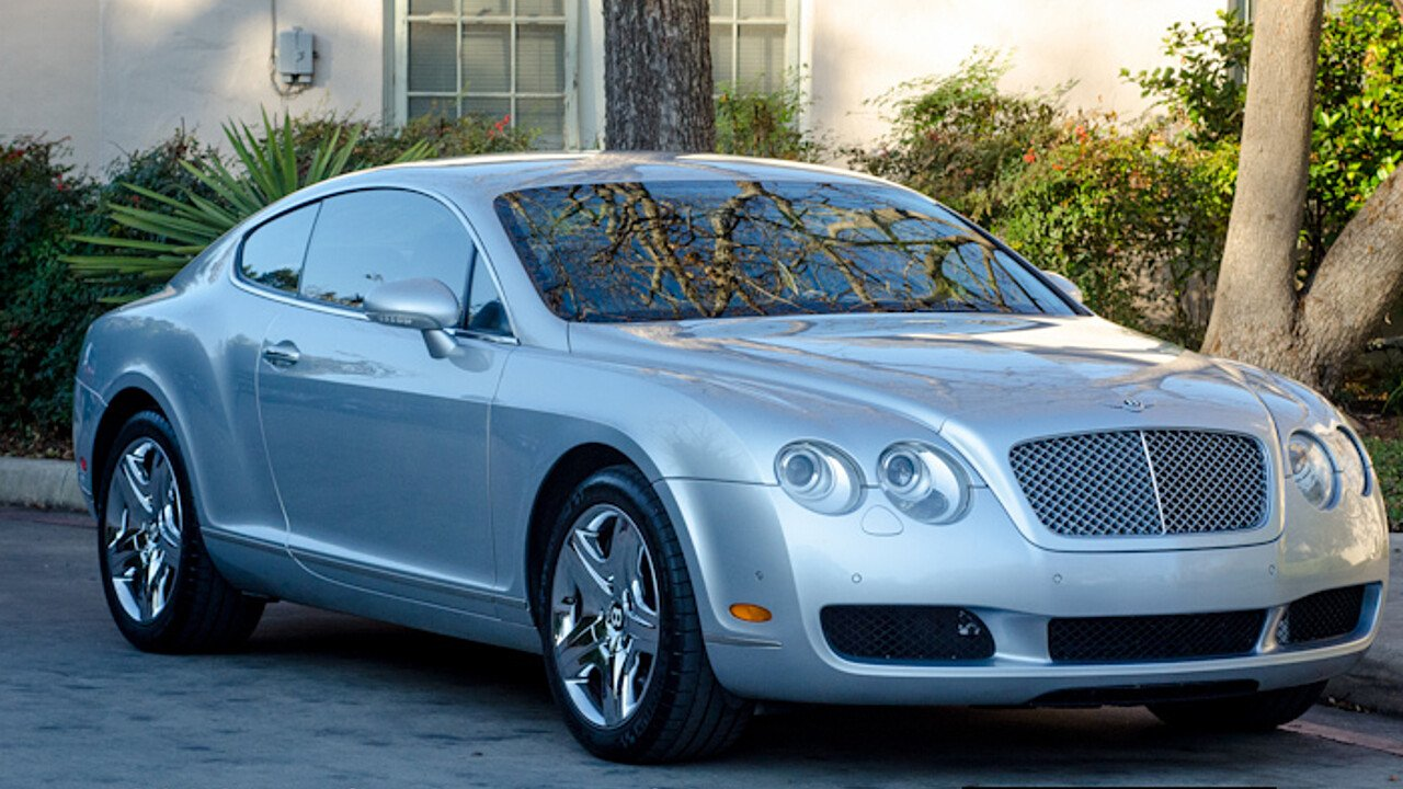 2006 Bentley Continental GT Coupe for sale 100993776