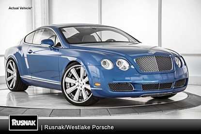 2006 Bentley Continental GT Coupe for sale 100963285