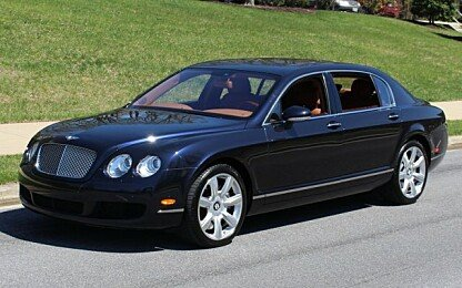 2006 Bentley Continental Flying Spur for sale 100976835