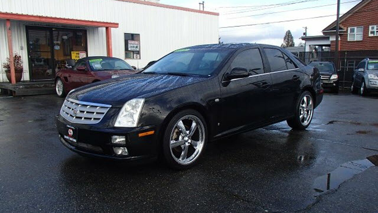 2006 Cadillac STS for sale 100946293