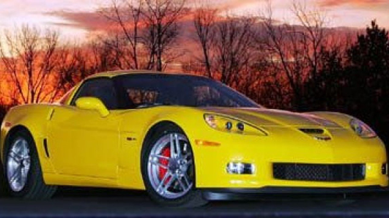2006 Chevrolet Corvette for sale 100898699