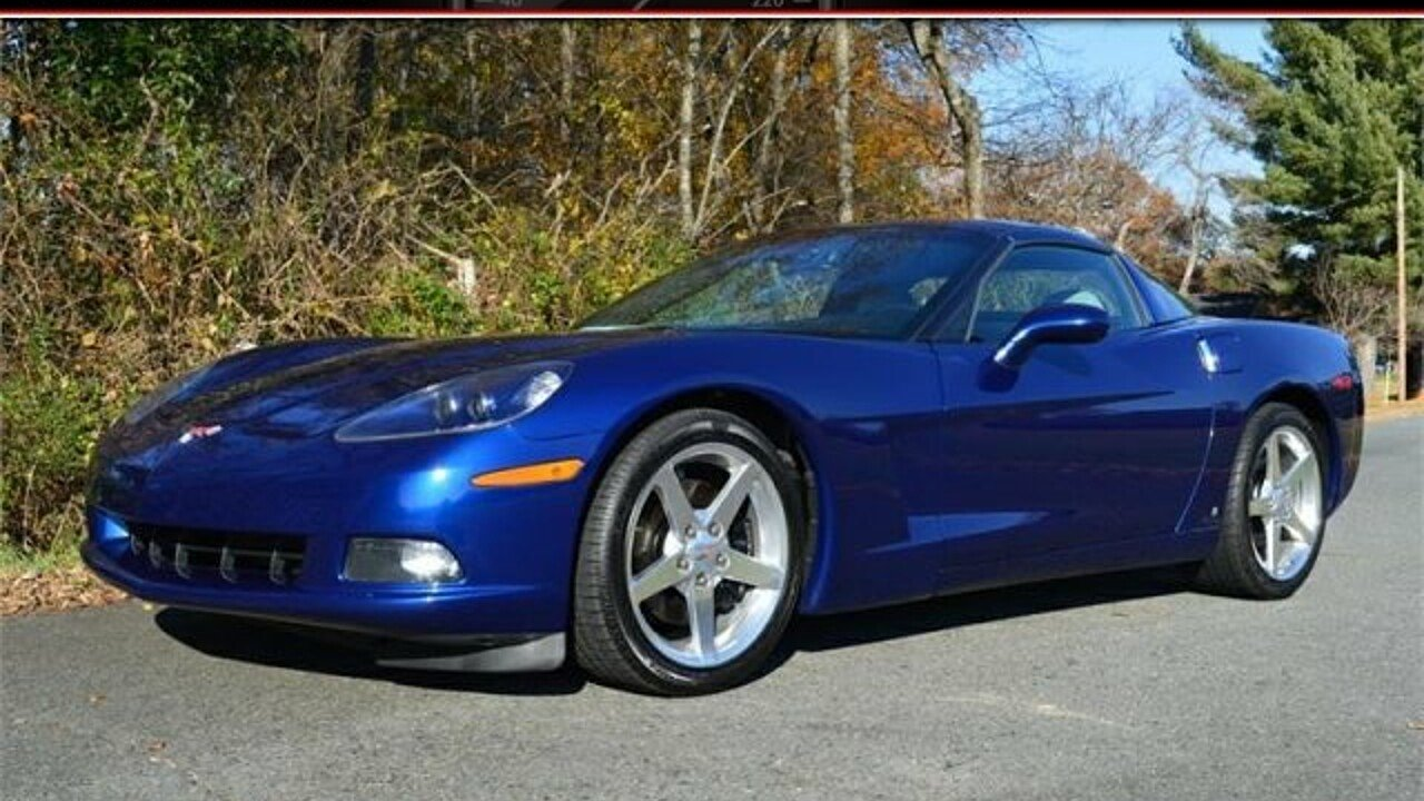 2006 Chevrolet Corvette Coupe for sale 100928882