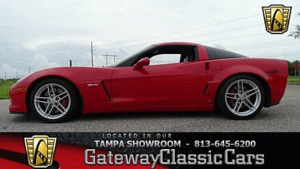 2006 Chevrolet Corvette Z06 Coupe for sale 100893278