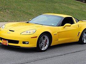 2006 Chevrolet Corvette Z06 Coupe for sale 100956683