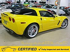 2006 Chevrolet Corvette Z06 Coupe for sale 100960234