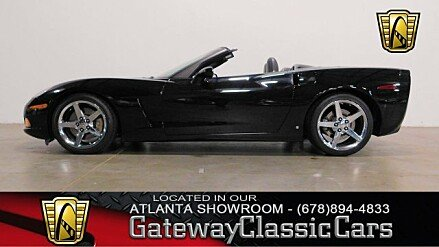 2006 Chevrolet Corvette Convertible for sale 100965429