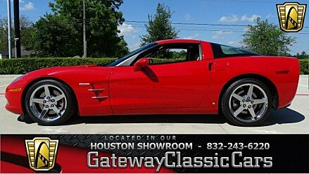 2006 Chevrolet Corvette Coupe for sale 100986424