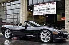 2006 Chevrolet Corvette Convertible for sale 100989492