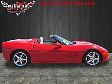 2006 Chevrolet Corvette Convertible for sale 100990129