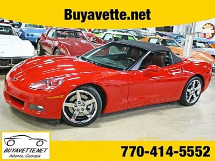 2006 Chevrolet Corvette Convertible for sale 100991389