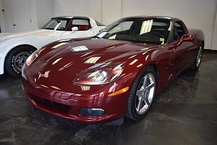 2006 Chevrolet Corvette Coupe for sale 100995407