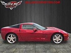 2006 Chevrolet Corvette Coupe for sale 101008093