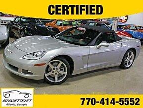 2006 Chevrolet Corvette Convertible for sale 101032507