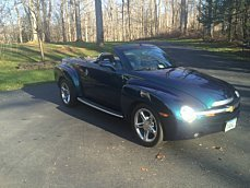 2006 Chevrolet SSR for sale 100735088