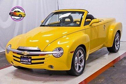 2006 Chevrolet SSR for sale 100786669