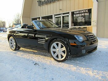 2006 Chrysler Crossfire Limited Convertible for sale 100954093