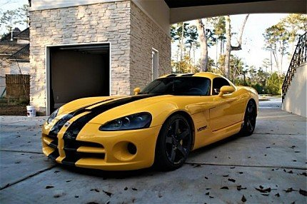 2006 Dodge Viper SRT-10 Coupe for sale 100840010