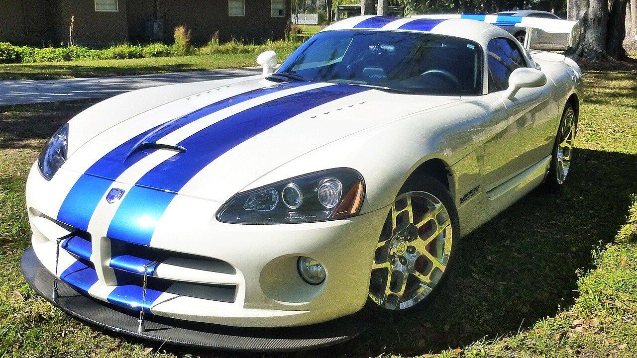 2006 Dodge Viper SRT-10 Coupe for sale 100864199