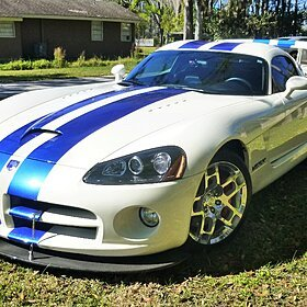 2006 Dodge Viper SRT-10 Coupe for sale 100864199