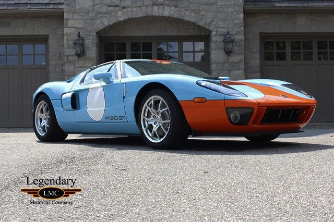 Ford Gt For Sale