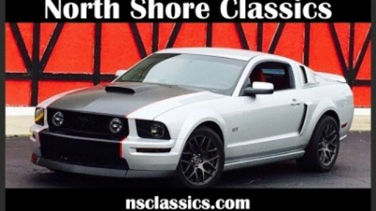 2006 Ford Mustang for sale 100814749