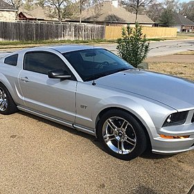 2006 ford mustang gt coupe for sale 100745931 - Old Muscle Cars For Sale