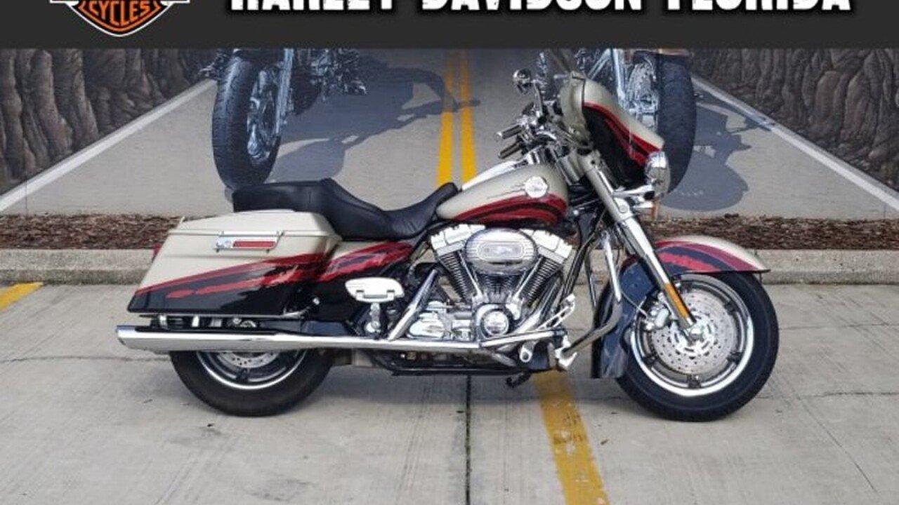 2006 Harley-Davidson CVO Screamin Eagle Ultra Classic for sale 200592615