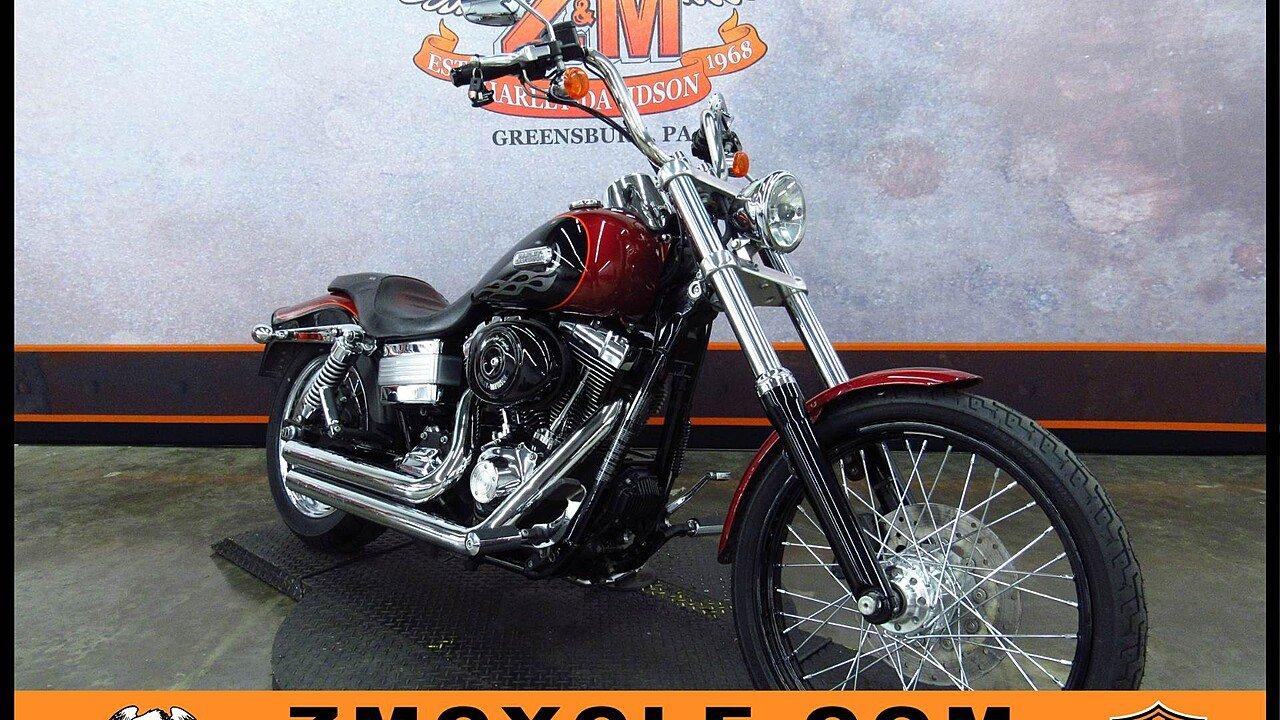 2006 Harley-Davidson Dyna for sale 200438671