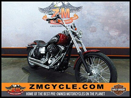 2006 Harley-Davidson Dyna for sale 200438671