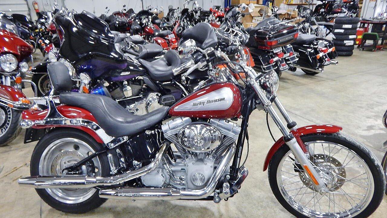 2006 Harley-Davidson Softail for sale 200532110