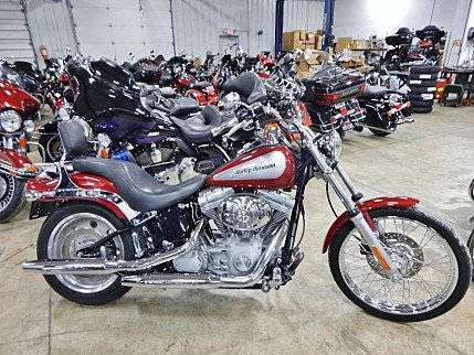 2006 Harley-Davidson Softail for sale 200532110