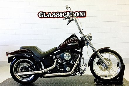 2006 Harley-Davidson Softail for sale 200563730