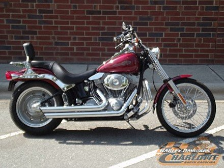 2006 Harley-Davidson Softail for sale 200576876
