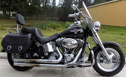 2006 Harley-Davidson Softail Fat Boy for sale 200605186