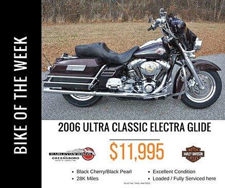 2006 Harley-Davidson Touring for sale 200517061
