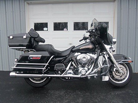 2006 Harley-Davidson Touring Electra Glide Classic for sale 200564639