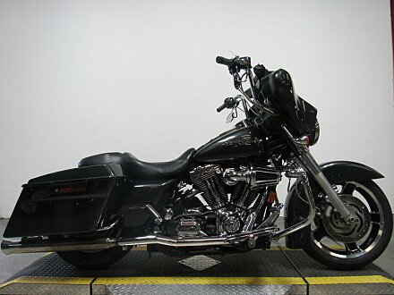 2006 Harley-Davidson Touring Street Glide for sale 200627343