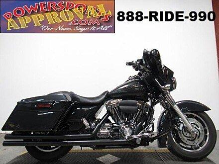 2006 Harley-Davidson Touring Street Glide for sale 200683325