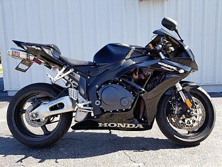 2006 Honda CBR1000RR for sale 200623163