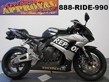 2006 Honda CBR1000RR for sale 200624549