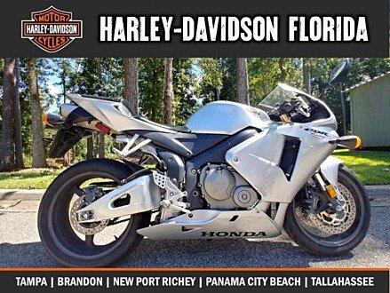 2006 Honda CBR600RR for sale 200632975