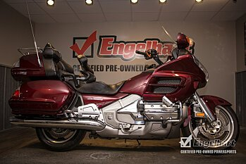 2006 Honda Gold Wing for sale 200582209