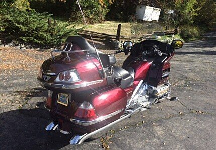 2006 Honda Gold Wing for sale 200401624