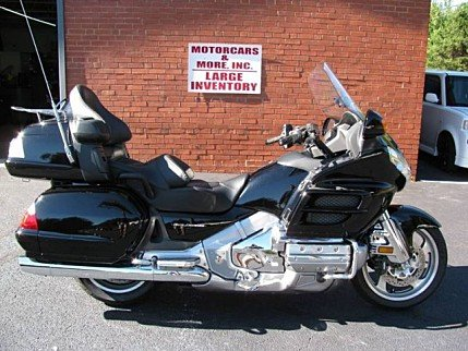 2006 Honda Gold Wing for sale 200505494