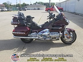 2006 Honda Gold Wing for sale 200637627