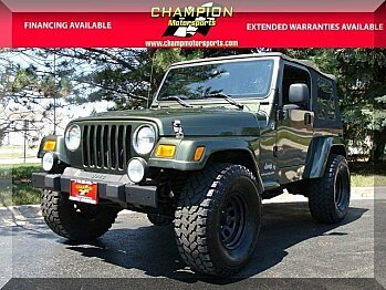 2006 Jeep Wrangler 4WD X for sale 100888115