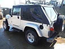 2006 Jeep Wrangler 4WD Unlimited for sale 100746422