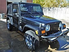 2006 Jeep Wrangler 4WD Sport for sale 100795601